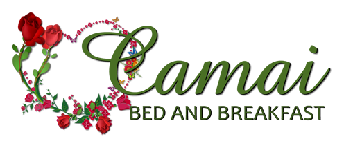 Camai Bed and Breakfast Logo